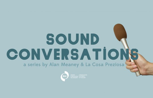 Sound Conversations Radio Documentary Series
