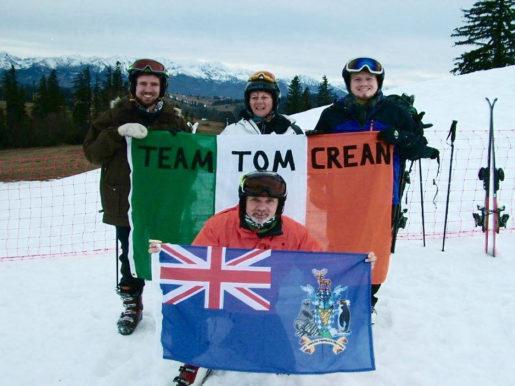 Team Tom Crean