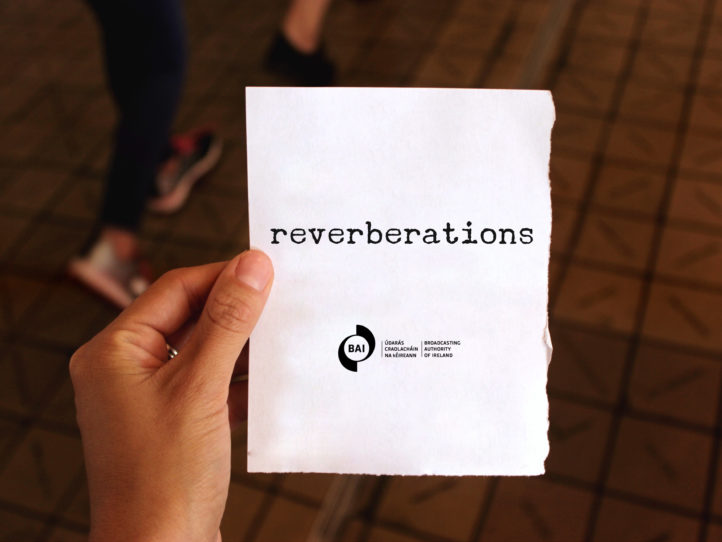 Reverberations Poetry Series