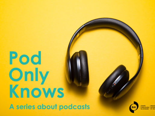 Pod Only Knows - a series about podcasts